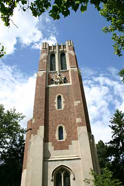 Image of Beaumont Tower Carillon